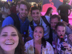digitalJ2 team at INBOUND19